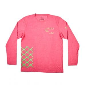 BEZ HRANIC PINK LONG SLEEVE