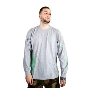 BEZ HRANIC GREY LONG SLEEVE