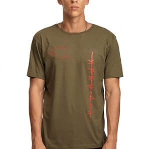 BEZ HRANIC ARMY SHORT SLEEVE