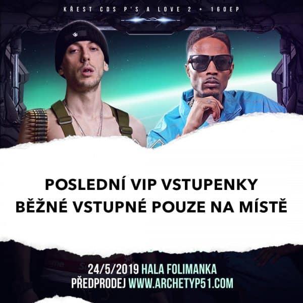 P's A Love 2 - Praha