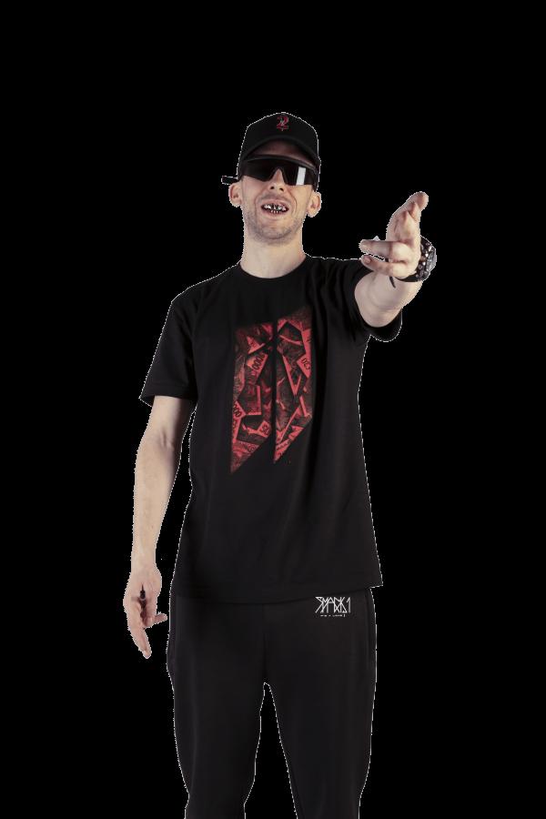 P'sA Love 2 T-Shirt Black