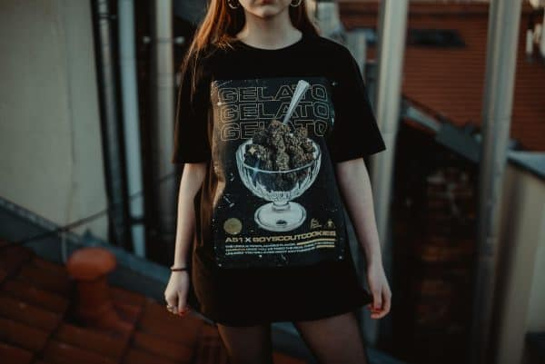 Gelato Tee (A51 x BSC Limited Edition)