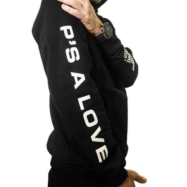 P'sA Love Nekonečno Hoodie