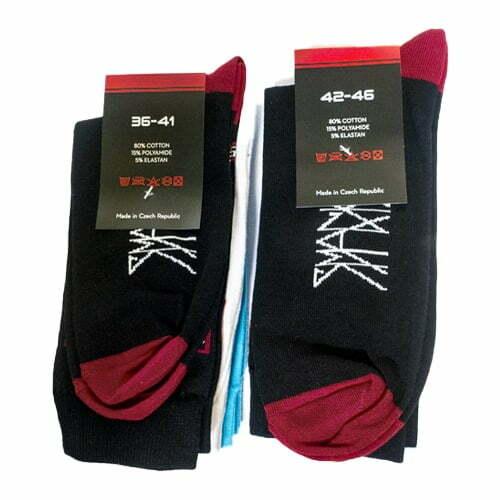 Smack 1 Socks 3-Pack