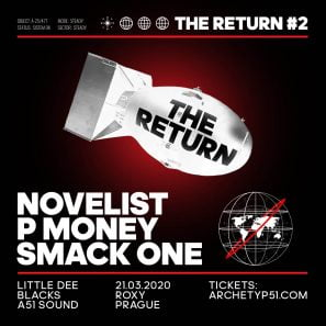 THE RETURN 2 / KŘEST SMACK ONE CHIMERA 1 & 2