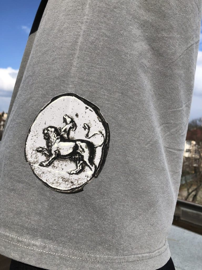 Chimera T-Shirt Grey