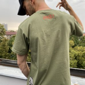 Chimera T-Shirt Military Green