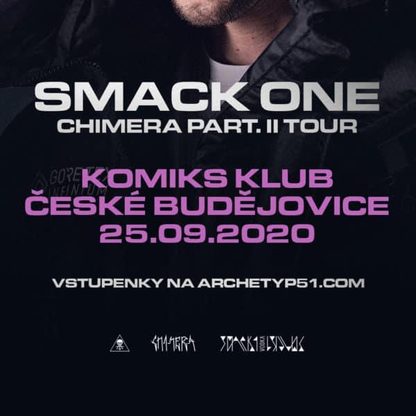 Chimera Tour – Budějovice