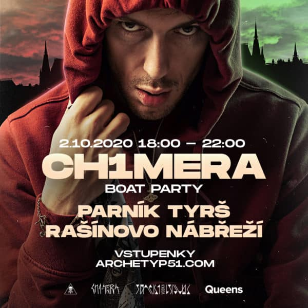 Ch1mera – Boat Party