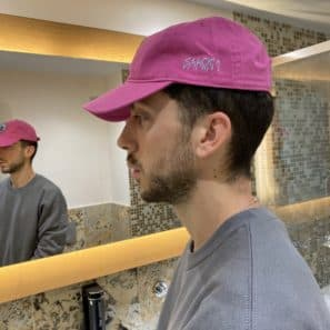 Hotel Collection – Chimera Strapback Raspberry